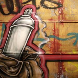 Χρώματα - Graffiti